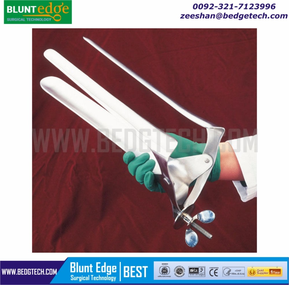 Speculum for Sheep and Goat/Blunt Edge Surgical Technology