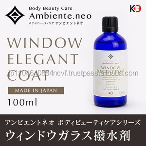 Water-repellent new age polymer coat for car motorcycle restoring paint luster