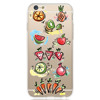 Printed Illustration Watercolour Fruity Patterned Design Soft cover TPU case