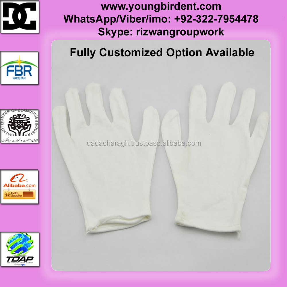 MASONIC GLOVES WHITE COTTON GLOVES ELECTRONICS FACTORY LABOR JOB WITH WHITE GLOVES MASONIC REGALIA