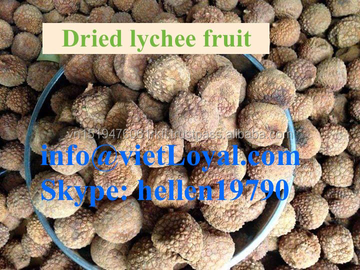 TOP QUALITY BETS PRICE DRY LYCHEE FRUIT, DRY TROPICAL FRUIT