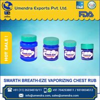 Direct Factory Price Smarth Breath-Eze Vaporising Rub