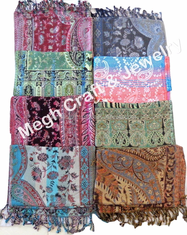 silk scarves wholesale pashmina shawl-Wholesale lot Printed Shawl/Stole-Girls Fashion Wear Dupatta/Shawl