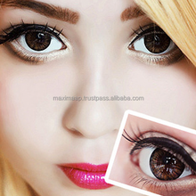ColourVUE 15mm BigEyes Sweet Honey, Big Eyes Color Contact Lens