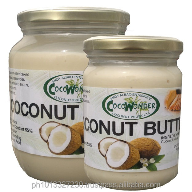 Certified Organic - COCONUT BUTTER 100% Natural