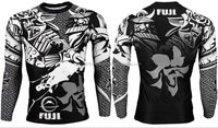 Very Cool Quality Fuji Rashguard Custom Rashguard Design