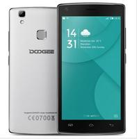 Doogee X5 MAX Fingerprint 5 Inch 1280x720 HD MTK6580 Quad Core Andriod 6.0 Mobile Cell Phone 1GB ROM 8GB RAM Cell Phone