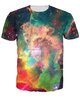 Abstract Art best wholesale Customized design Sublimation printing T-shirts