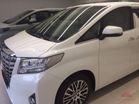 2016 TOYOTA ALPHARD 3.5L PETROL - EXPORT READY - AVAILABLE IN STOCK