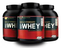 Optimum Nutrition 100% Whey Gold Standard Protein 2LBS 5LBS