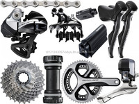 Shimano Di2 Dura Ace 9070 11 Speed Double Groupset