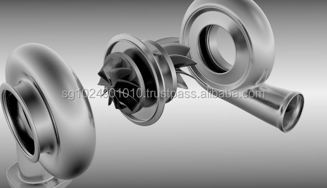 Turbochargers for Car Truck Tractor