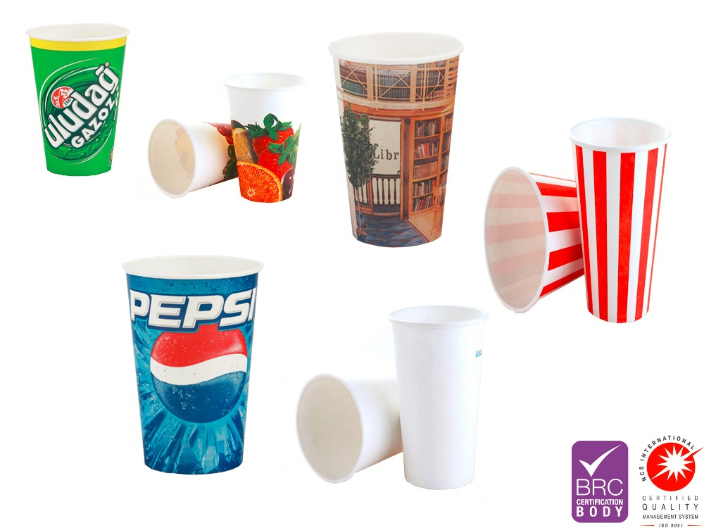 personalized paper cups Buy custom paper cups printed with your logo as giveaways for your upcoming campaign here at branderscom order personalized paper cups today.