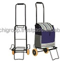 Kawachi Hand Trolley Cart Folding Luggage
