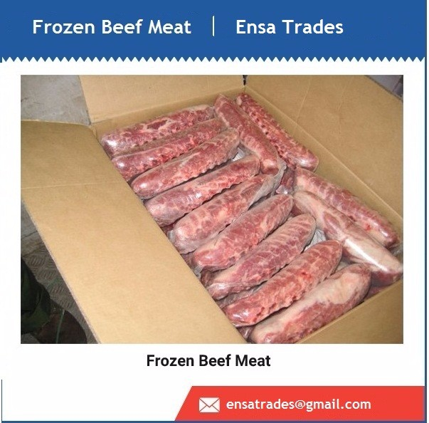 Halal Frozen Beef for Sale from certified companies
