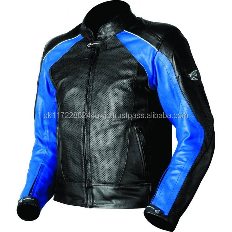 S.A.W TRADERS New hot sale men casual/BIKE jacket leather jacket wholesale