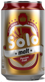 Solo Passion Fruit Malt