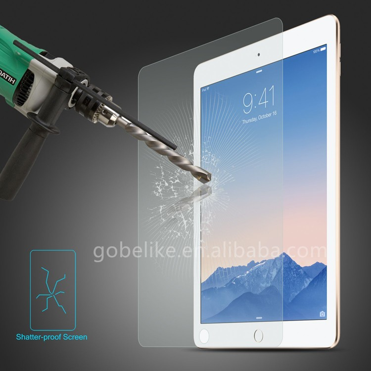 Factory Price Privacy PET glass screen protector for iPad Pro 9.7 inch