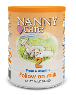 NANNYcare follow on milk