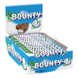 BOUNTY Chocolate 57g at most Affordable Prices