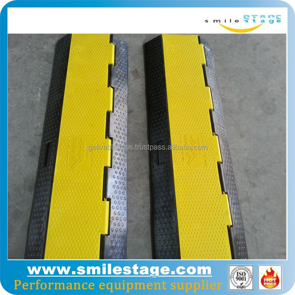 Mobile Channels Rubber Hose Protector Ramps Manufacturer