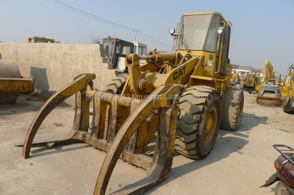 CAT 936 E WHEELLOADER