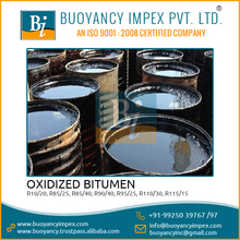 User Friendly Handling Oxidized Bitumen with Best Quality at Economical Price