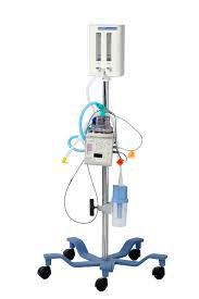 Infant Neonate Children Type BubbleCPAP Ventilator/cpap machines india