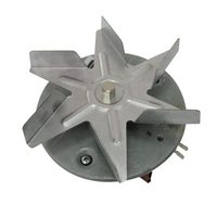 FAN MOTOR - MEDIUM SHAFT SIZE - FOR