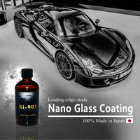 Leading-edge manufacturing company in Japan KISHO nano car coating OEM available