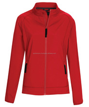 wholesale waterproof windbreaker softshell jacket for women 2014