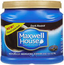 Maxwell House Original Instant Coffee 2oz