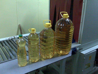 used cooking oil and vegetable oil for sale with free labelling