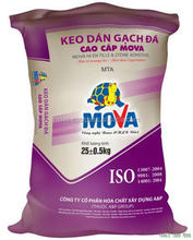 Mova MTA /Tile adhesive- Grey or White (Good price) Made in Vietnam