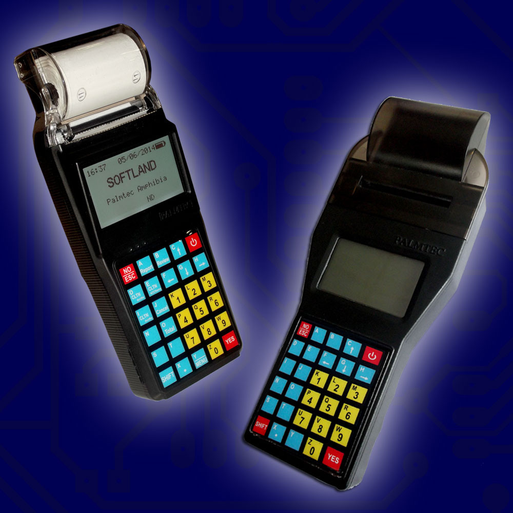 wireless handheld pos terminal