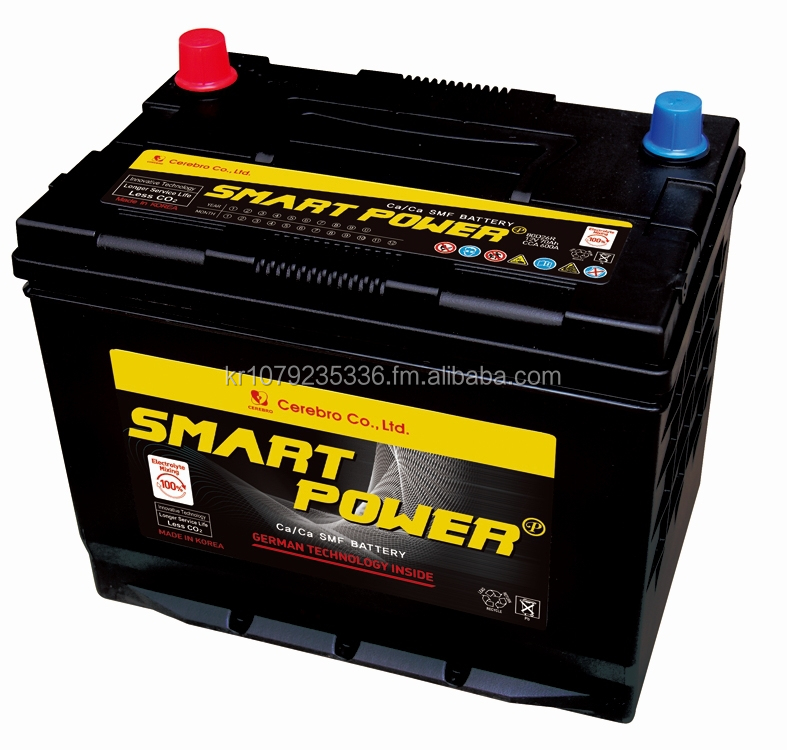 Smart Power Battery (Made in Korea)