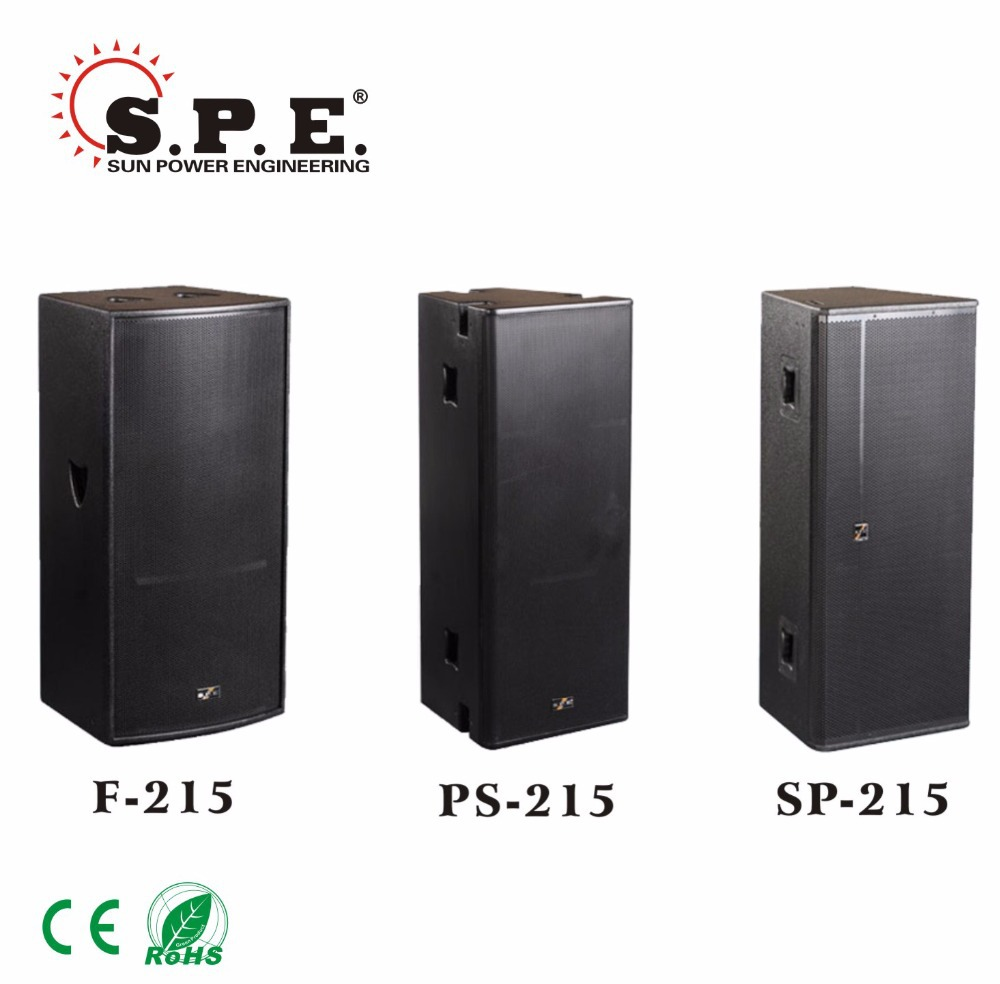spe audio SW-4310 4*3'' slim colum speaker