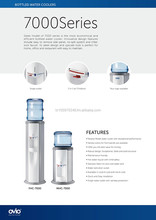 Hot and Cold Bottled Water Cooler