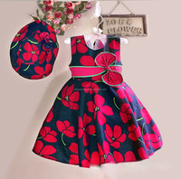 Top fashion stylish baby dress