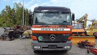 USED TRUCKS - MERCEDES-BENZ ACTROS 3340 6X4 TIPPER (LHD 6349 DIESEL)