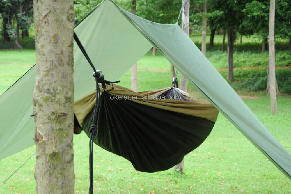 Outdoor Camping Hammock Canopy Hammock Cover Hammock Rain