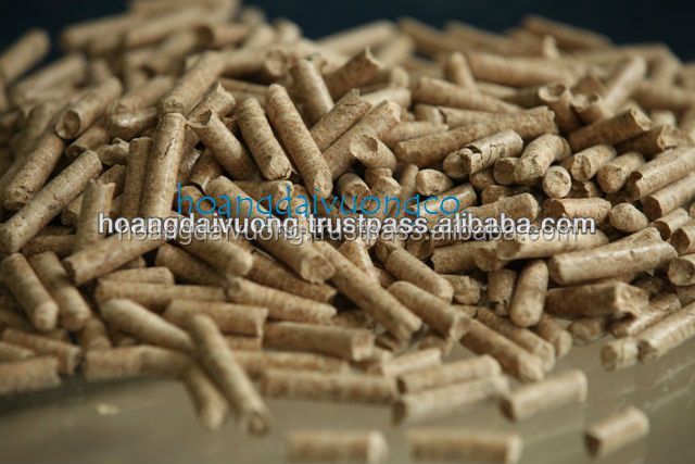 Wood Pellets 6mm-8mm in Viet Nam