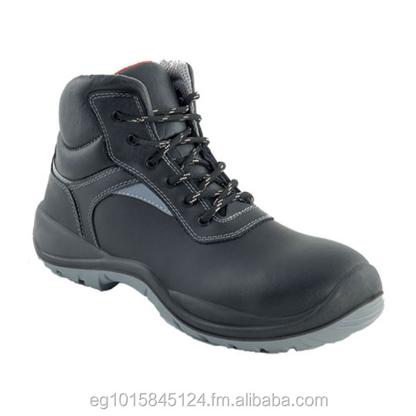 Safety Shoes CE EN 20345:2011 S3 SRC