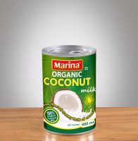 Organic Coconut Milk (fat content 22%)