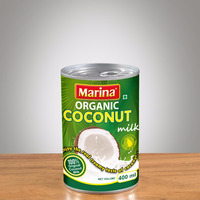 Organic Coconut Milk Fat Content 22