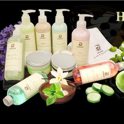 Private Labels for Natural Spa products