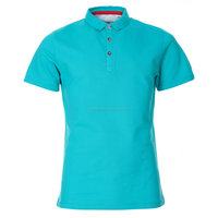 LUKE APPARELS- MADE IN PAKISTAN 100% COTTON PIQUE FABRIC POLO T SHIRT WHOLE SALE LOW MOQ BEST PRICE