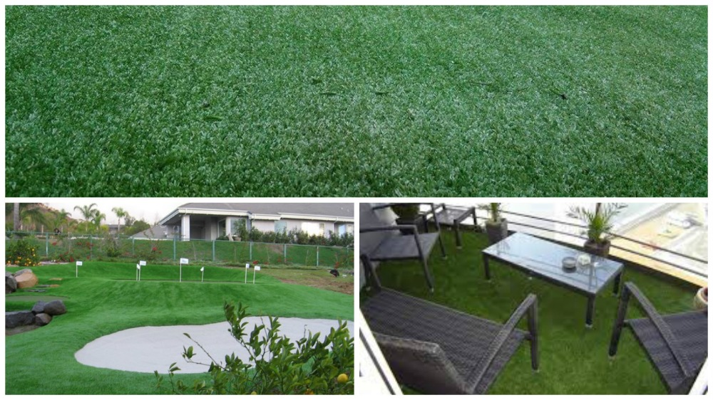 US made Artificial Grass for Wall and Garden use