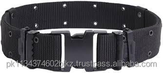 Army Green nylon Webbing Military Belt