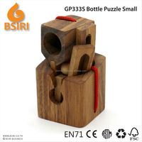 Wine or Beer Bottle Puzzle Promotional Gift